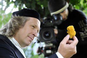 Andreas Jung als Dr. Samuel Hahnemann