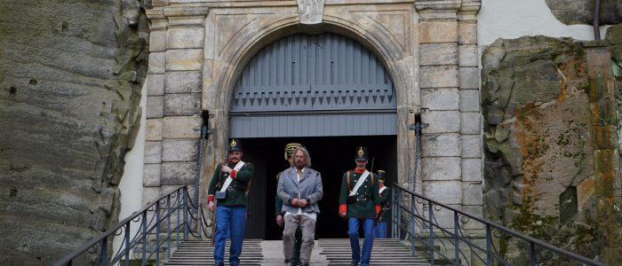 Festung Königstein, Andreas Jung