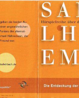 Hörbuch CD Die Entdeckung der Homöopathie - Samuel Hahnemann